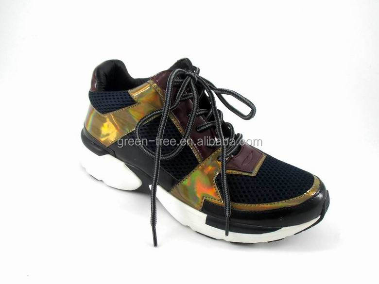 Newest Stylish Women Fashion Sneakers Comfortable Lace-up Casual Shoes