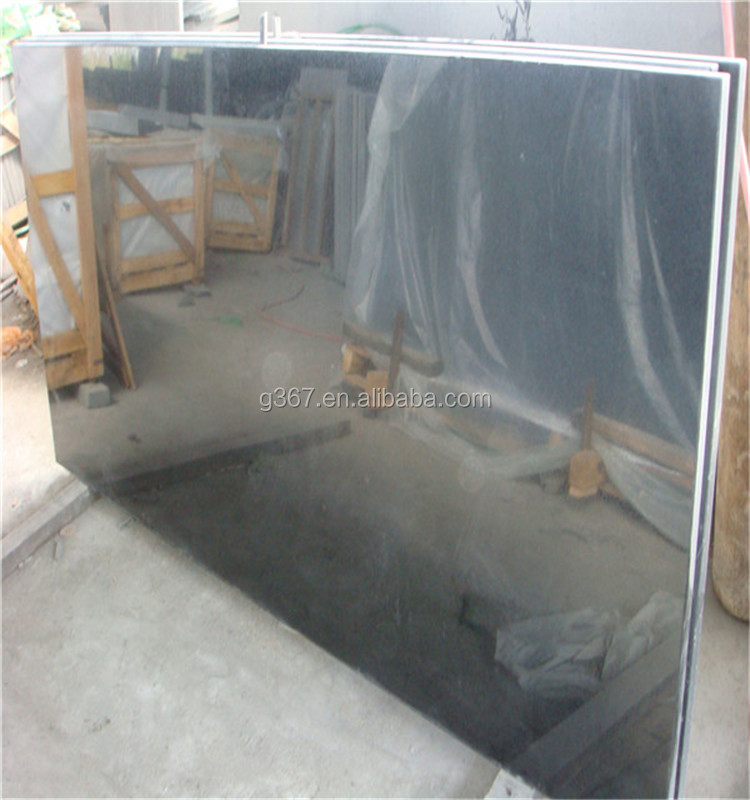 Black Pearl granite black basalt G684 granite