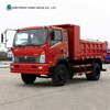 4x2 6 wheelers small cargo truck 5 tons light tipper truck
