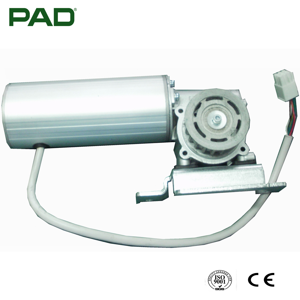 Wide Voltage Glass DC Automatic Sliding Door Motor with CE Certificate