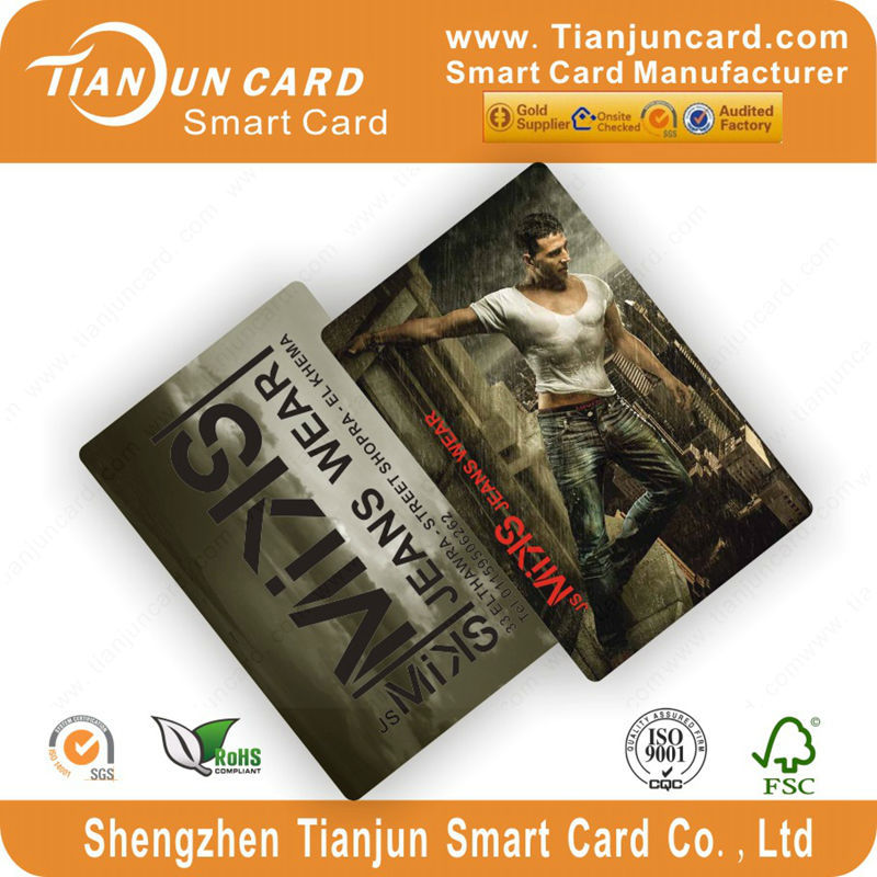 High Quality Promotion Customized Plastic Card 100lpi 3D Lenticular Barcode Card
