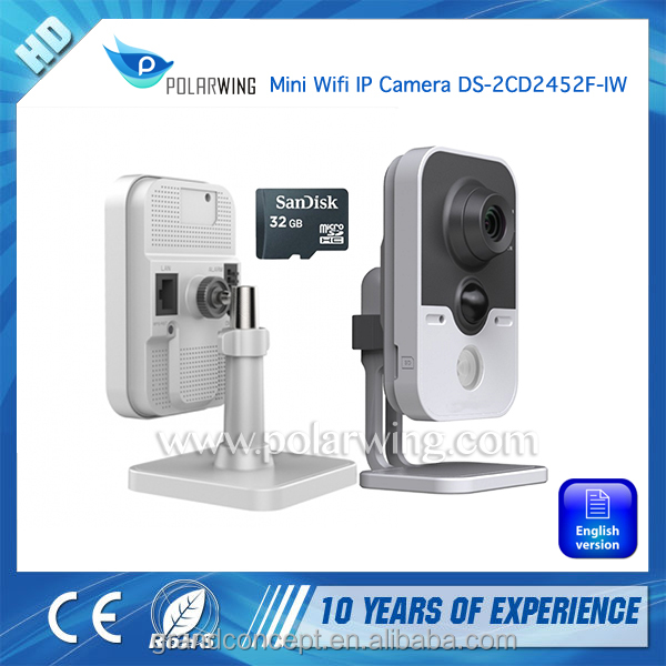 outdoor wifi hikvision ip camera from China