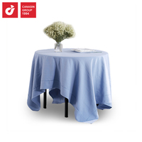 Chinese Supplier Cheap Price Promotional Waterproof And Oil Proof Luxury Cocktail Wedding Table Cover