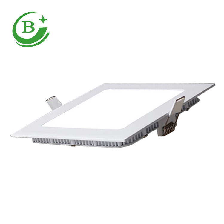 <strong>Flat</strong> panel wall square Greener light for house 9w LED panel light