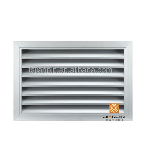 Hot Sale Durable Penthouse Louvres for Building Roof Fabric Ducts