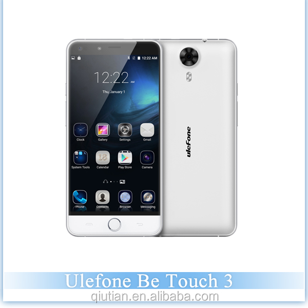 High Quality Android OS 5.1 Smart Phone, Ulefone Be Touch 3 5.5 inch Android OS 5.1 Smart Phone, China Brand 8 sim mobile phone