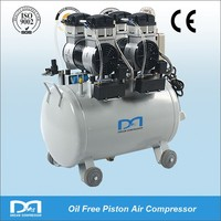 8bar Mini Oil Free Piston Air Compressor