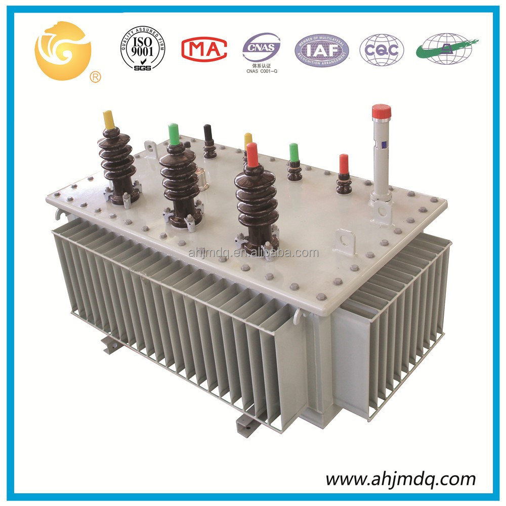 1600 kva amorphous alloy power electrical transformer 110v 220v 380v