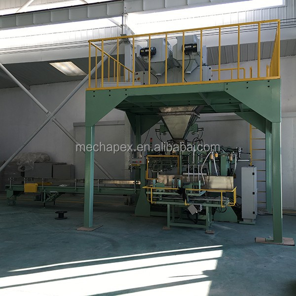 keestar 3CM-P auto bean/chemical/fertilizer packaging equipment