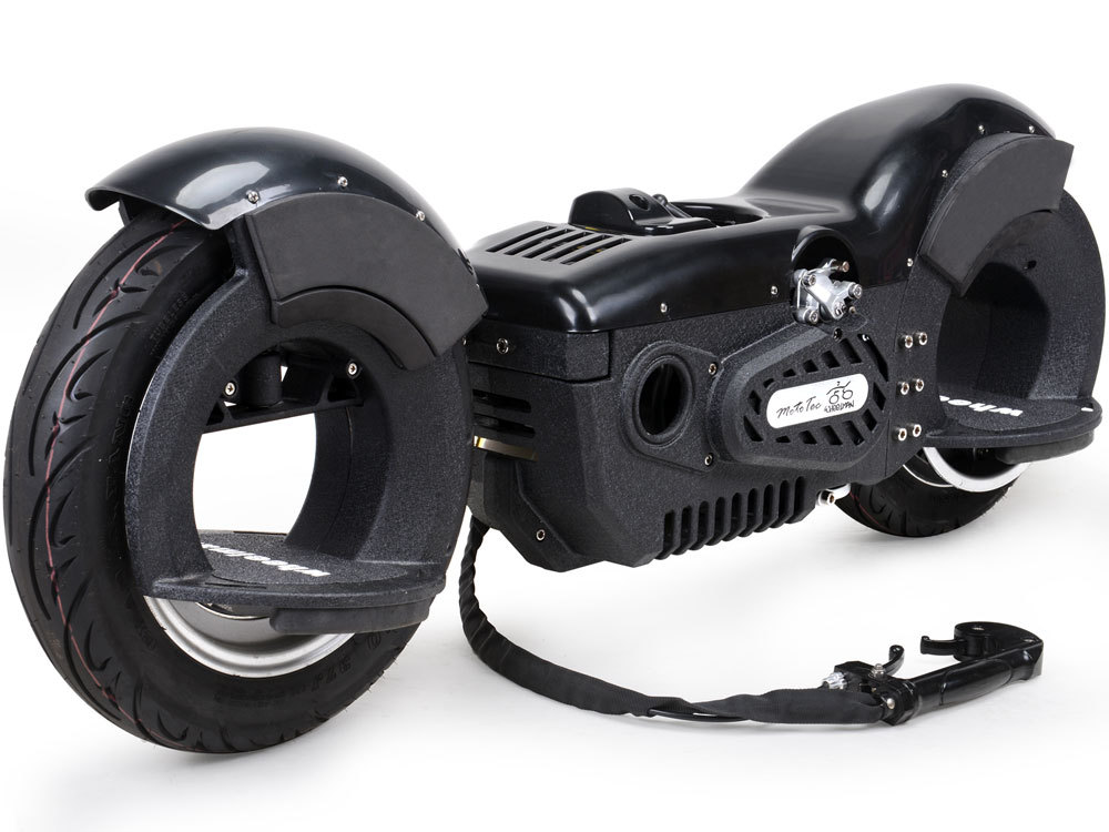 New Product Wheelman V2 50cc Black