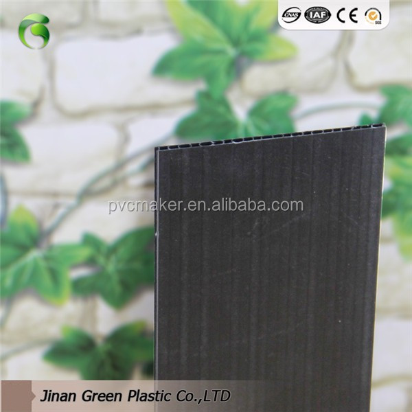 Green 2017 newest cheap price pp material coroplast floor tiles protection sheet