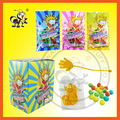 Funny Sticky Hand Toy IN Tablet SURPRISE Candy BAG