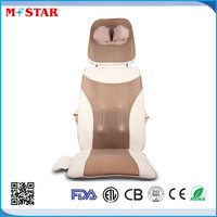 Wholesale RT-2137 neck and back electric massage cushion
