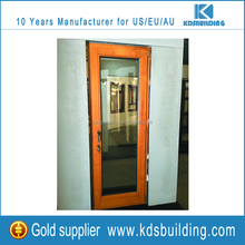 Antique Wooden Window and Door Frame with Optional Glass