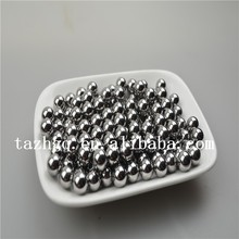 Anti stress metal ball/hard stainless steel ball from China factory