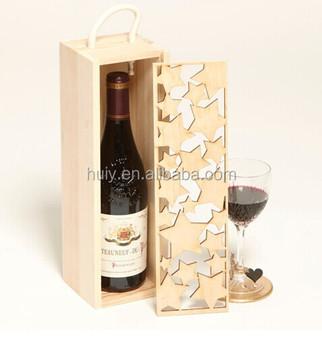 Personalized Wine Box Custom Keepsake Time Capsule Wedding Gift ...