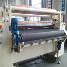 PU syntetic leather chemical roller coating machine for shoes material suppliers