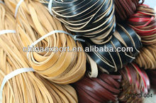 3/5/8/10mm Flat Leather Cord