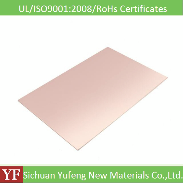 fr-4 copper clad laminated sheet for pcb board