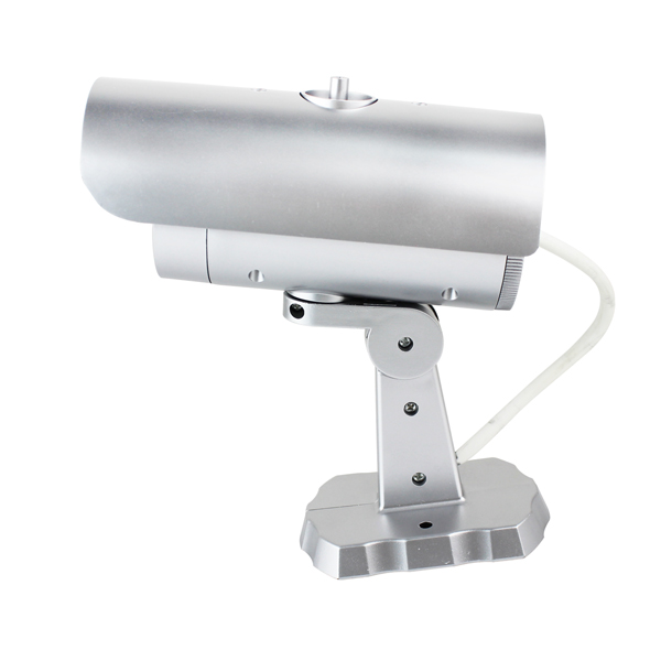 Home Surveillance Security Dummy IR Simulation Fake Camera