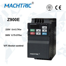 high precision variable frequency inverter/converter/ac drive 3phase 380V 3.7kw 50hz for injection pump