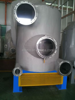 Outflow pressure screen for paper mill,paper machine pressure screen