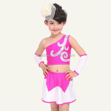 Hot sale good elastic wholesale kids girls training dance costumes spandex gymnastics leotards for sale