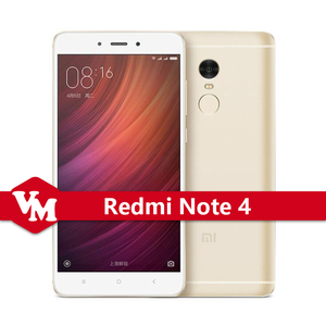 "Original Xiaomi Redmi Note 4 Note 4 Mobile Phone Snapdragon 625 Octa Core 3GB + 32GB Cell Phone 5.5"" FHD 4G LTE Touch ID"