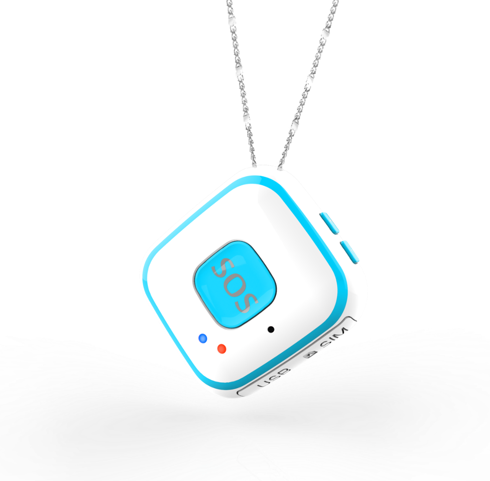 Two Way Communication Small Pets/Child/Elder Person GPS Tracking <strong>Device</strong>