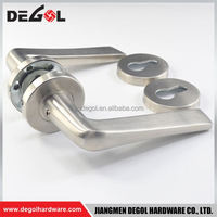 Luxury Design Stainless Steel Solid Lever