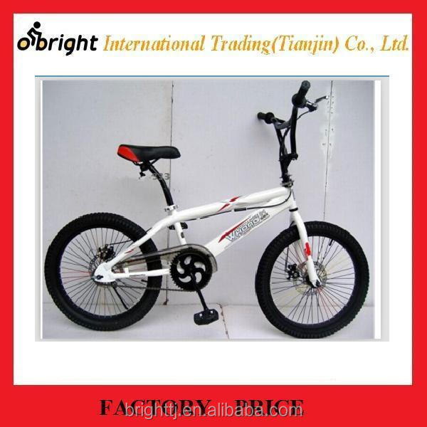 "20"" mini bmx bicycle"