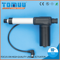 TOMUU 12v 24v electric actuator integrated motor in wheel