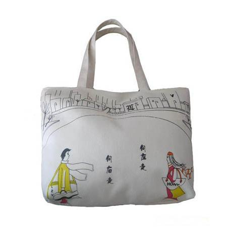 trendy recycle custom print jumbo big nature white cotton canvas tote bags ladies handbags