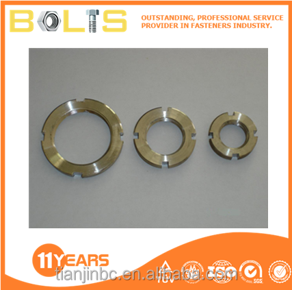 good quality stainless steel locknuts