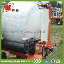 750 mm Silage Wrap Green And White Color Export to USA