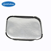 Disposable take away food packing aluminum foil container