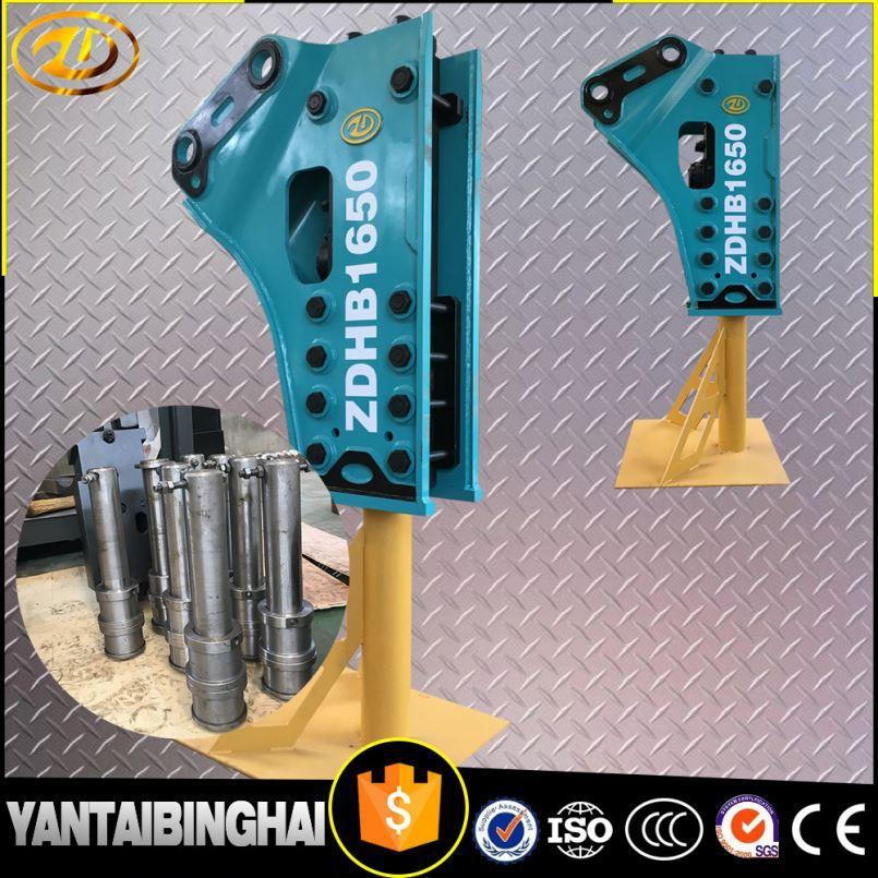 imported excavator pc200 hydraulic hammer