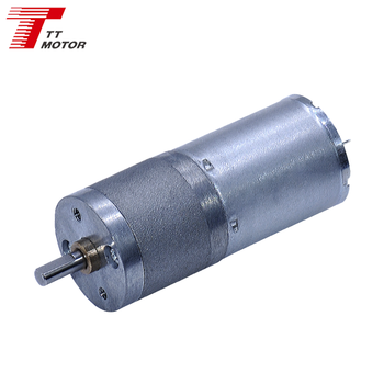 GM25-370CA 6v china geared motor electric