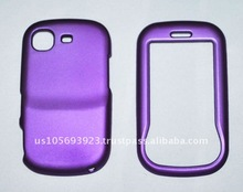 for Samsung Strive A687 purple Rubber hard Case