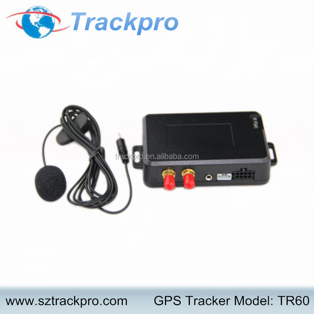 vehicle gps tracker tr60 for tracking and monitor
