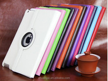 Slim Magnetic 360 Rotating PU Leather Stand Smart Cover Back Case For Apple iPad air /iPad 5