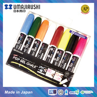 High quality 4mm bold strokes water based multi color whiteboard marker