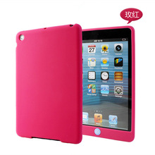Shockproof protective tablet cover for apple iPad air 2 case , soft Silicaon cover for apple iPad mini/ pro12.9/9.7case