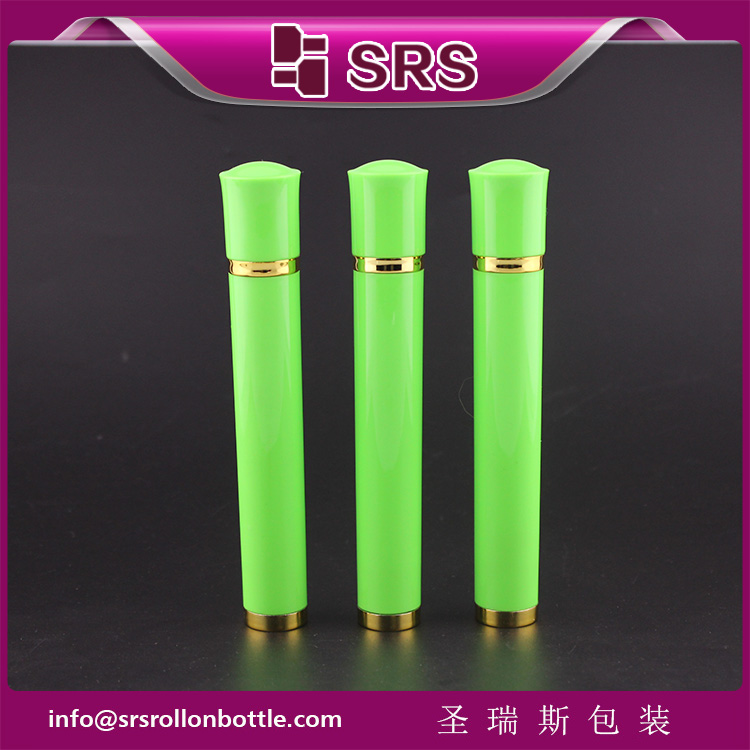 vibrating eye cream roll on deodorant bottle beauty product packaging