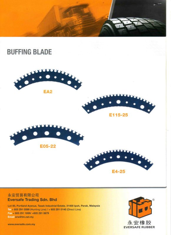 Buffing Blade