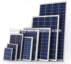 China supplier 100 watt solar panel with the lowest price