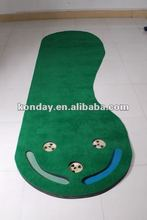 3'*9' GOLF PUTTING GREEN MAT