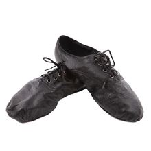 Wholesale Leather Jazz Dance Shoes (5360)