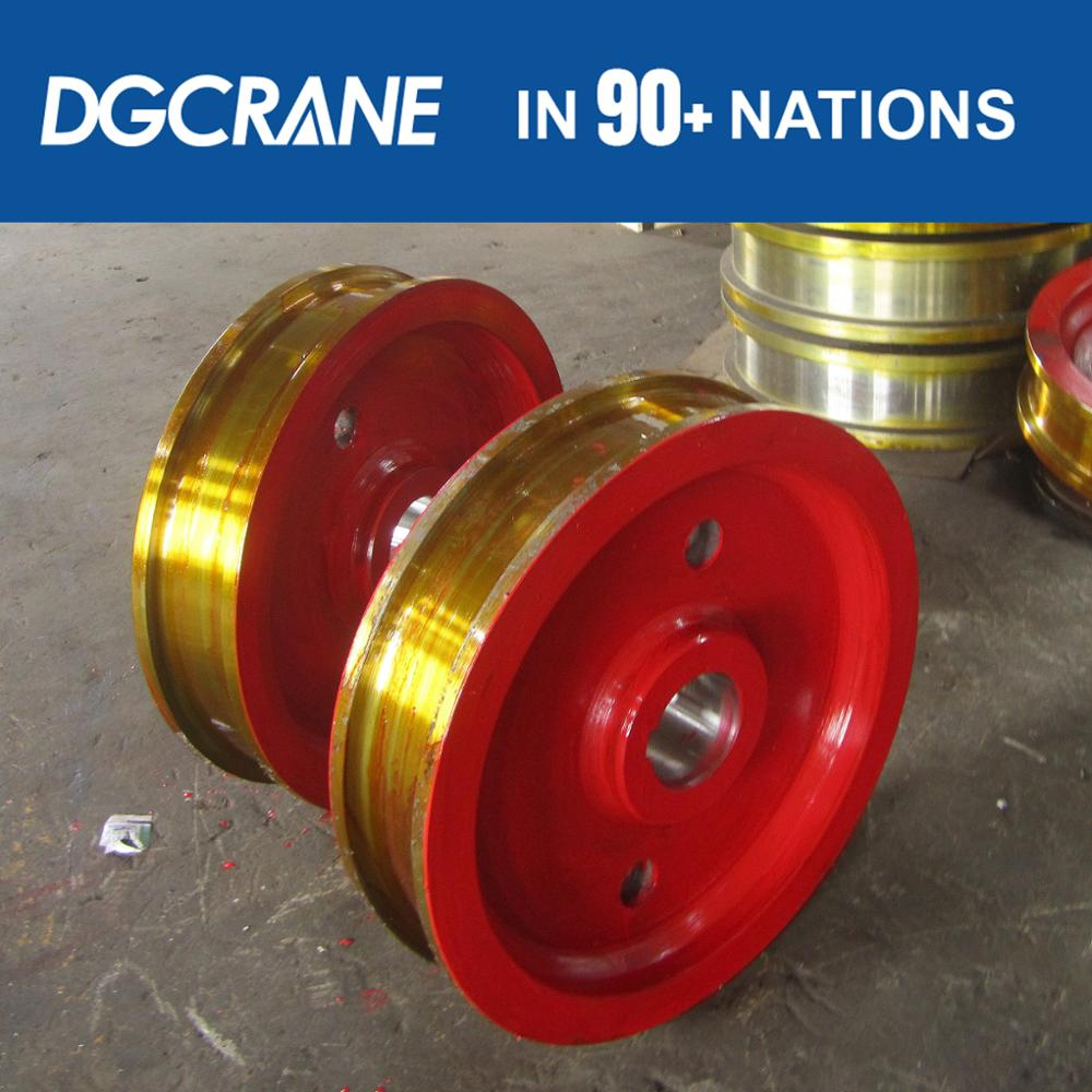 DGcrane Steel Wheels 5X112 For Industry Wheel