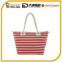 canvas eco friendly shopper